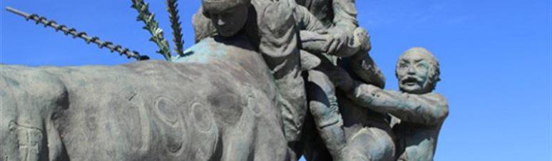 21 - monumento de homenagem aos forcados