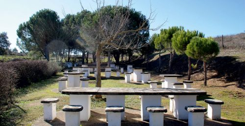 Parque de merendas das Veladas