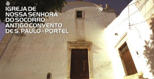 Igreja de Nossa Senhora do Socorro – Antigo Convento de S. Paulo