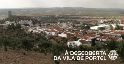 À Descoberta da Vila de Portel