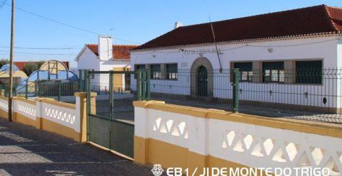 EB1 / JI deMonte do Trigo