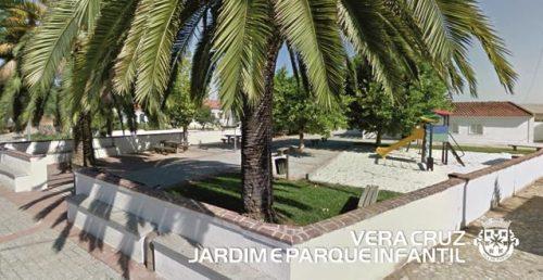 Jardim e Parque infantil de Vera Cruz