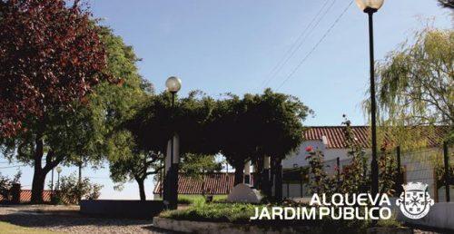 Jardim Público de Alqueva