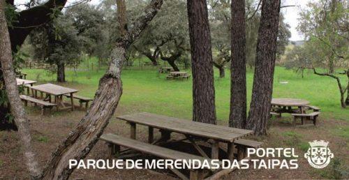 Parque de merendas das Taipas