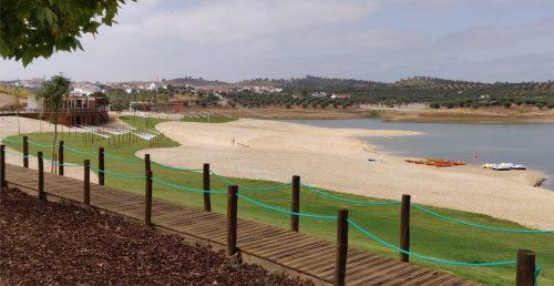 Praia Fluvial de Amieira