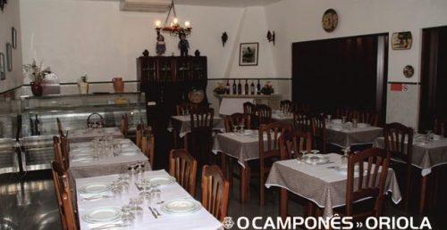 Restaurante O Camponês