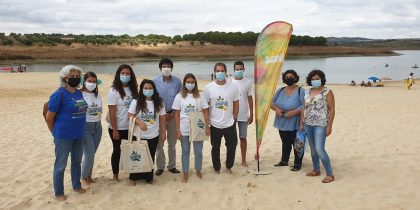 Dia Internacional da Juventude Assinalado na Praia de Amieira