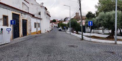 Rua de S. Paulo com novo ordenamento de trânsito