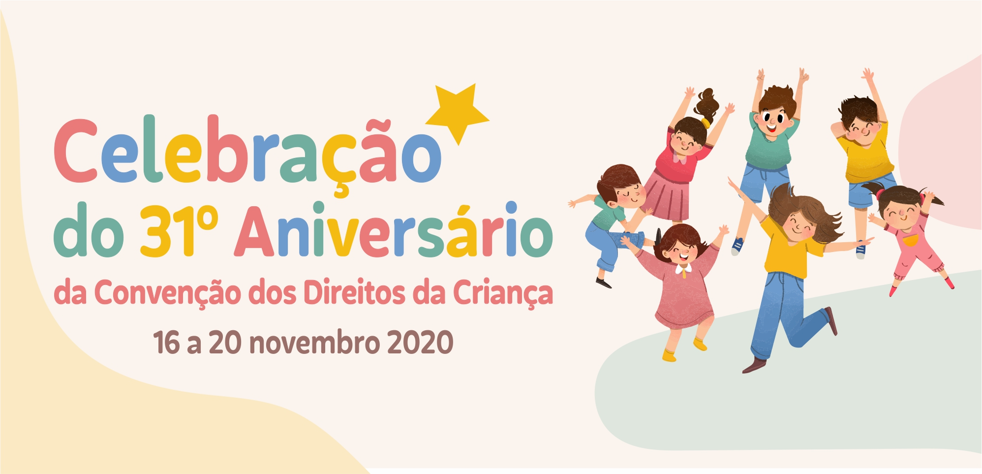 Celebração do 31º Aniversário da Convenção dos Direitos das Crianças