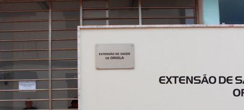 Extensão de Saúde de Oriola