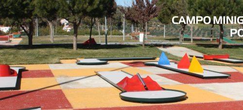 Campo de Minigolfe de Portel