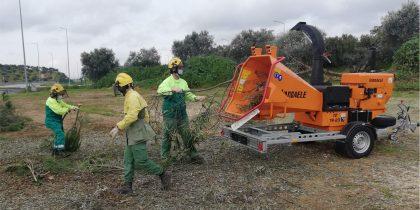 Portel com novos equipamentos para gestão de combustíveis e sobrantes florestais