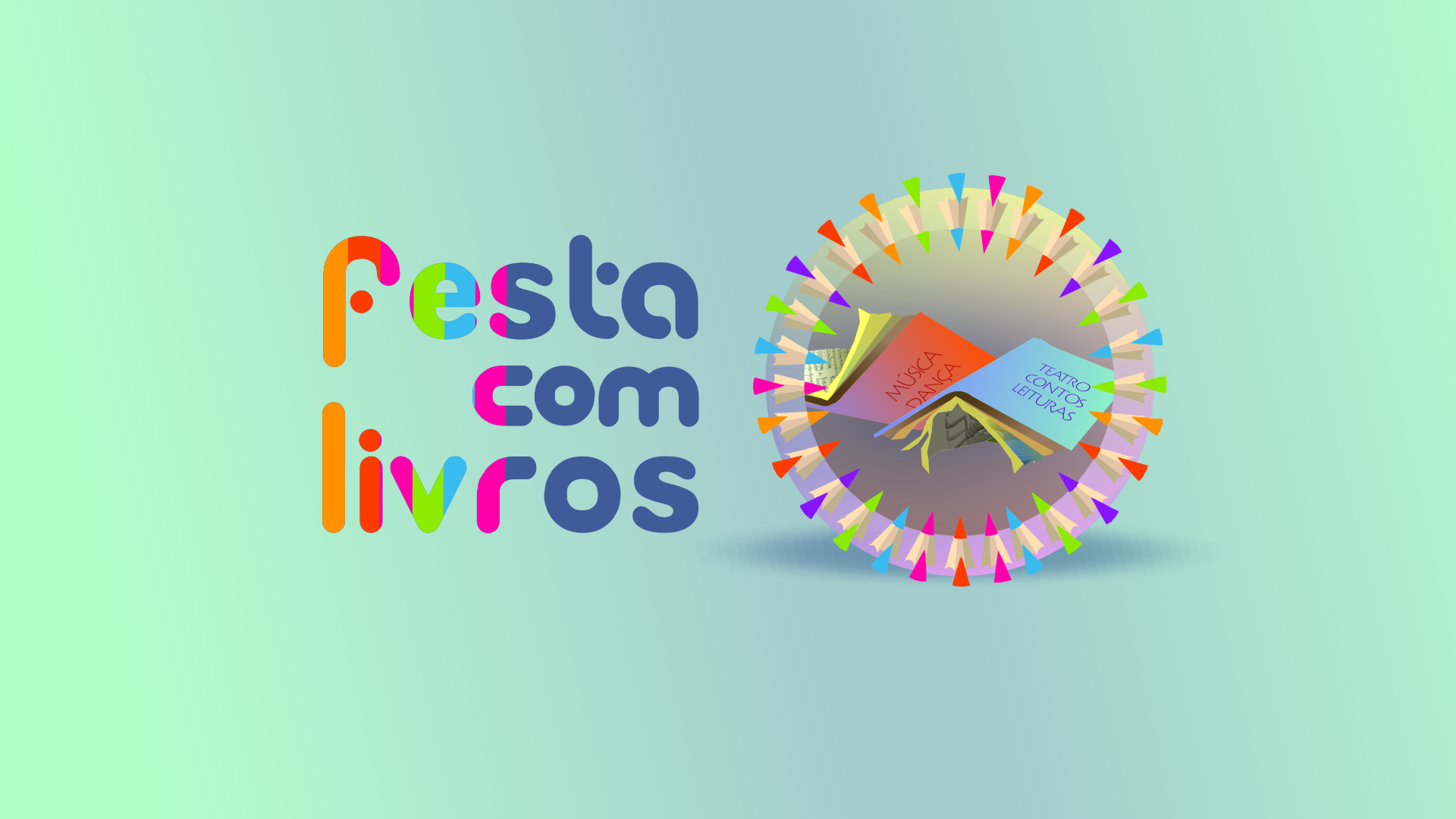 FESTA COM LIVROS 2021