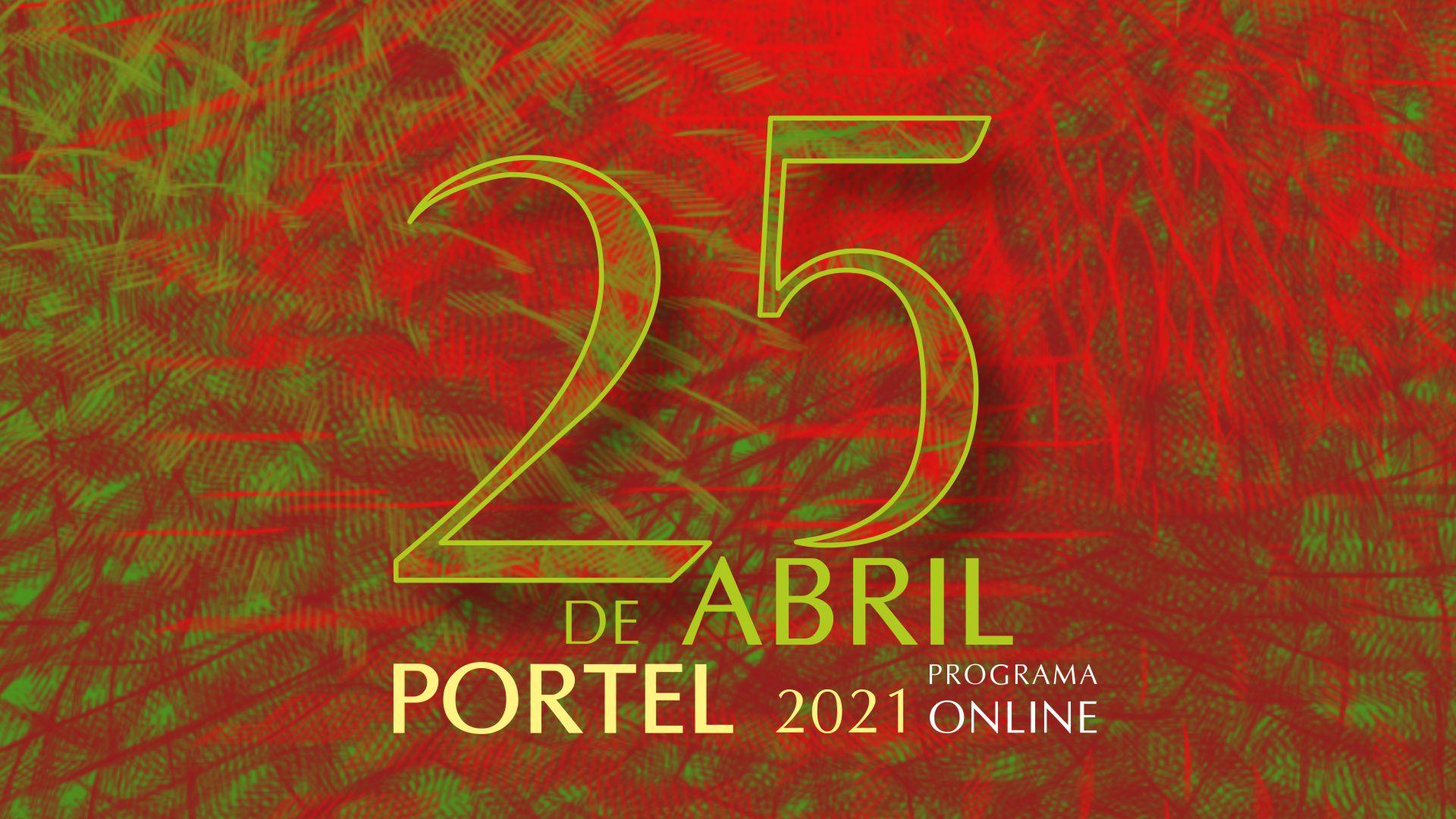 Comemorações 25 Abril 2021 – Programa online