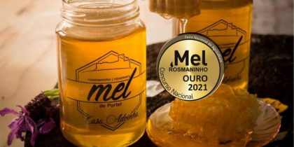 Mel de Portel vence concurso nacional