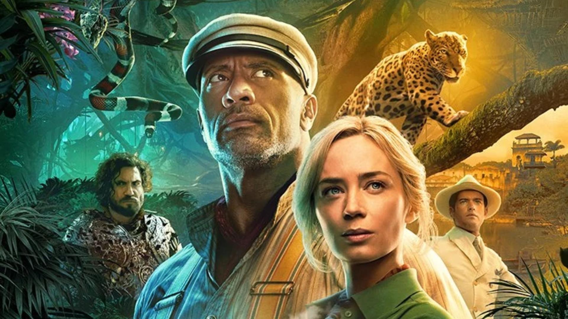 Cinema: Jungle Cruise