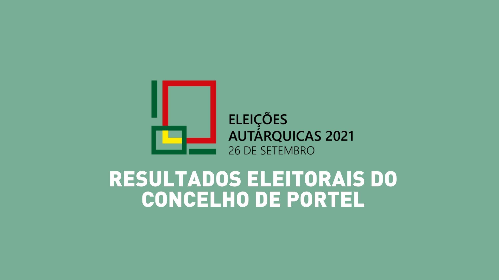 Apuramento dos Resultados Eleitorais do Concelho de Portel